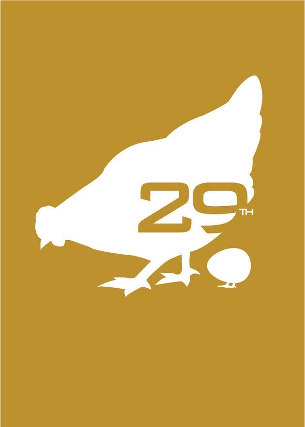 golden birthday poster @Zach Evers Nichols