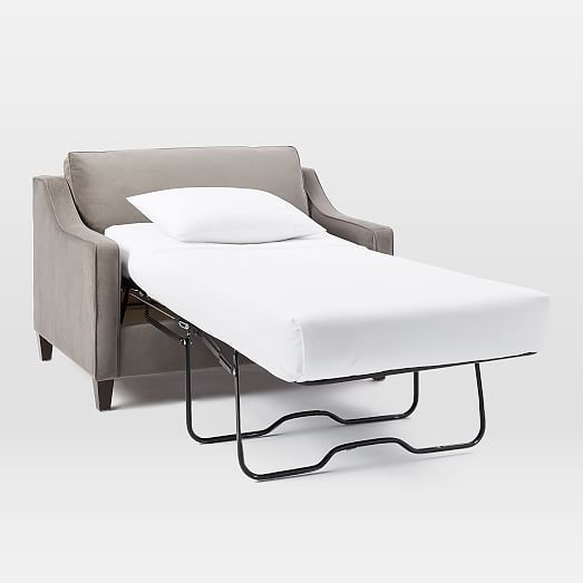 Paidge Chair And A Half Twin Sleeper Diy Inredning I