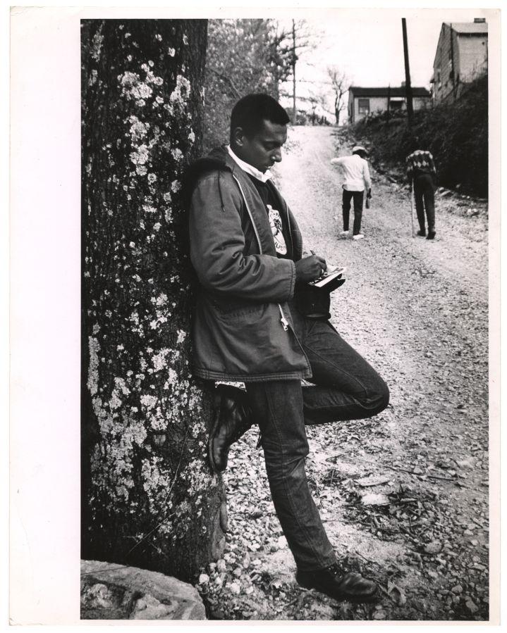 Gordon Parks:  Stokely Carmichael, 1967