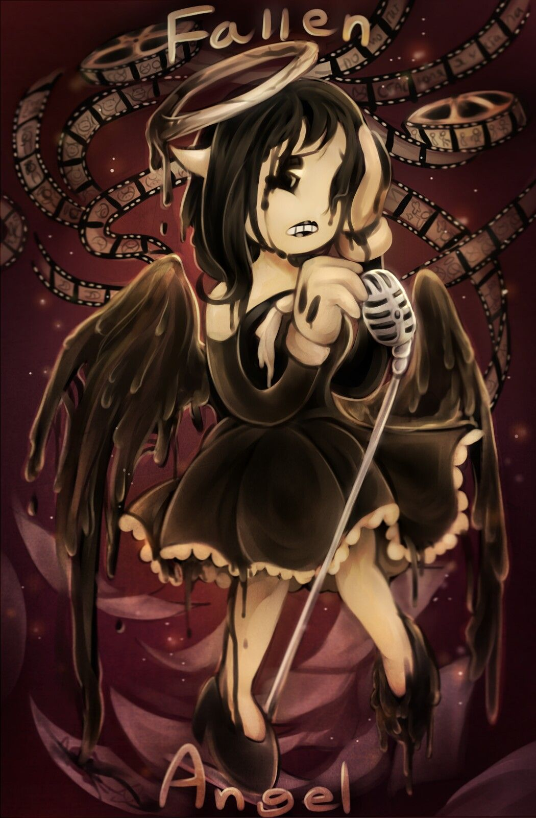 Alice The Fallen Angel #BATIM