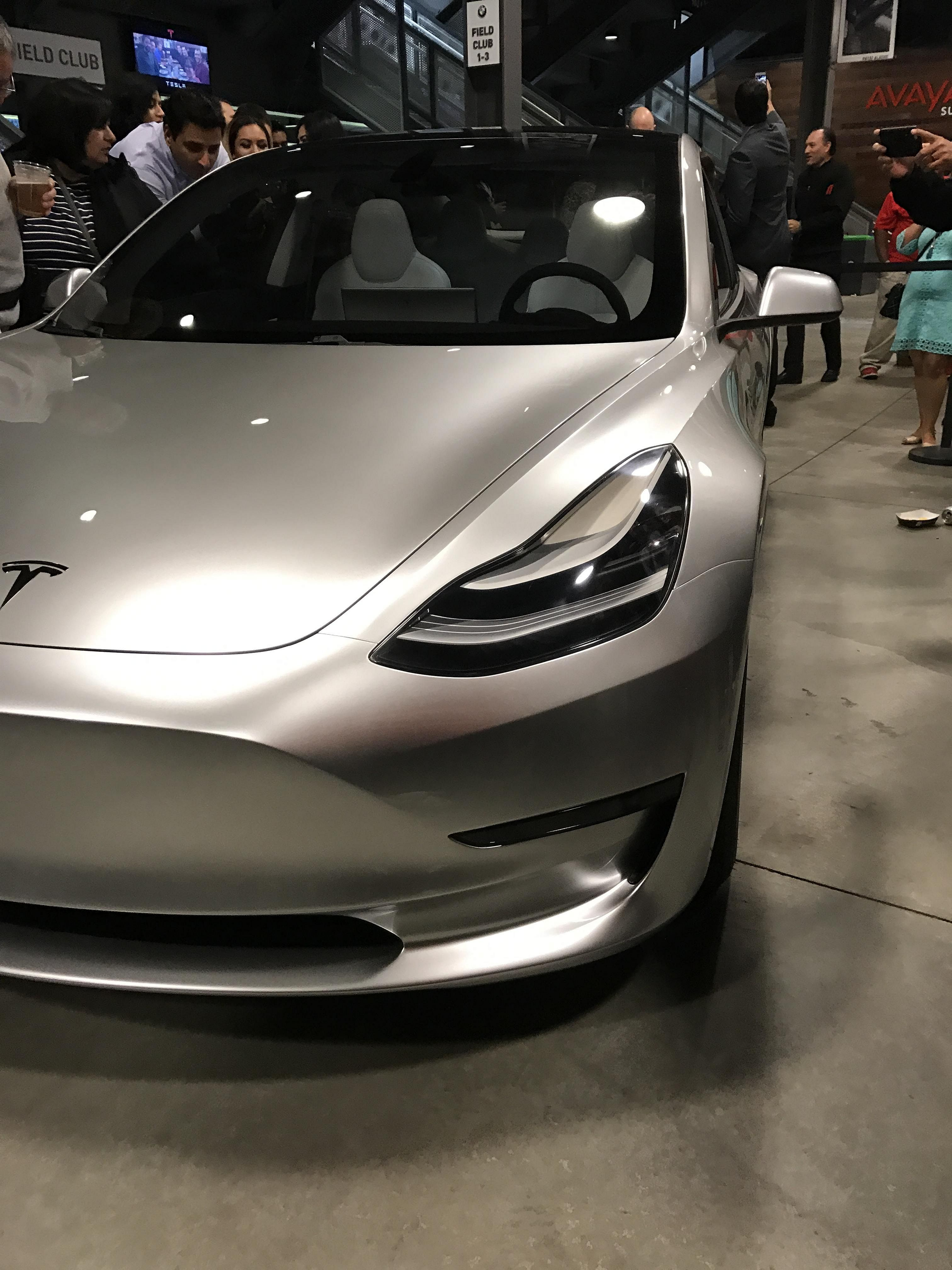 90 Impressive Tesla Model 3 Electric Vehicle Design