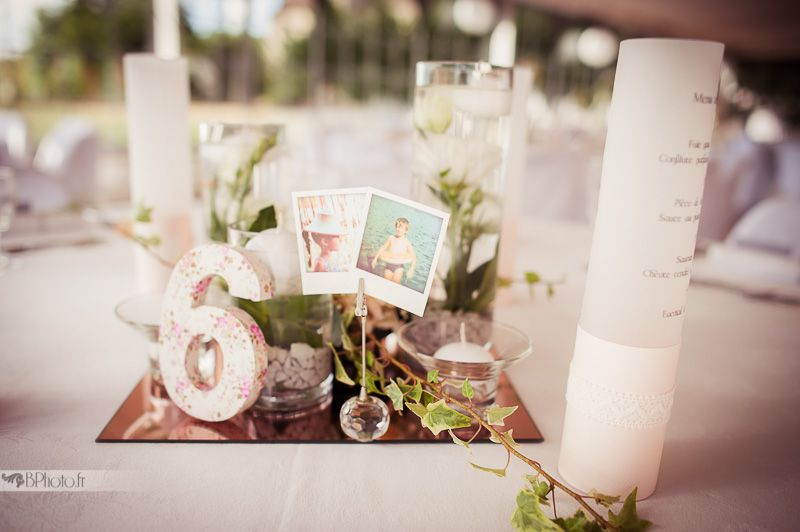 reportage mariage gabrielle mathieu ambiance romantique mariage and centerpieces. Black Bedroom Furniture Sets. Home Design Ideas