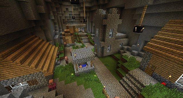 Underground 2 Winter is Coming Minecraft 1.6.2