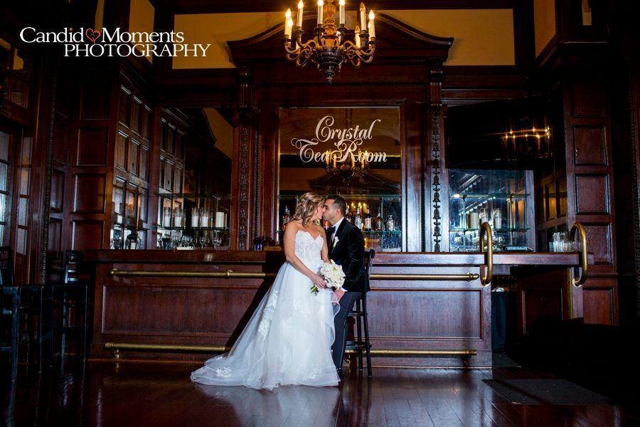 The Crystal Tea Room Philly Wedding Wedding Photography Finley Catering Philly Weddings Wedding Photography Mermaid Wedding Dress