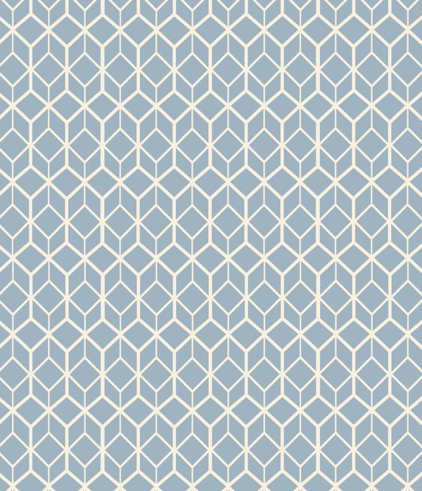Organic Geometry-Pattern Design by suzanne lefebvre, via Behance