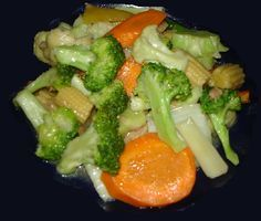 Comox Valley Seventh-day Adventist Veggie Cooking Classes: Vegetable Chop Suey Recipe (egg-free, dairy-free)