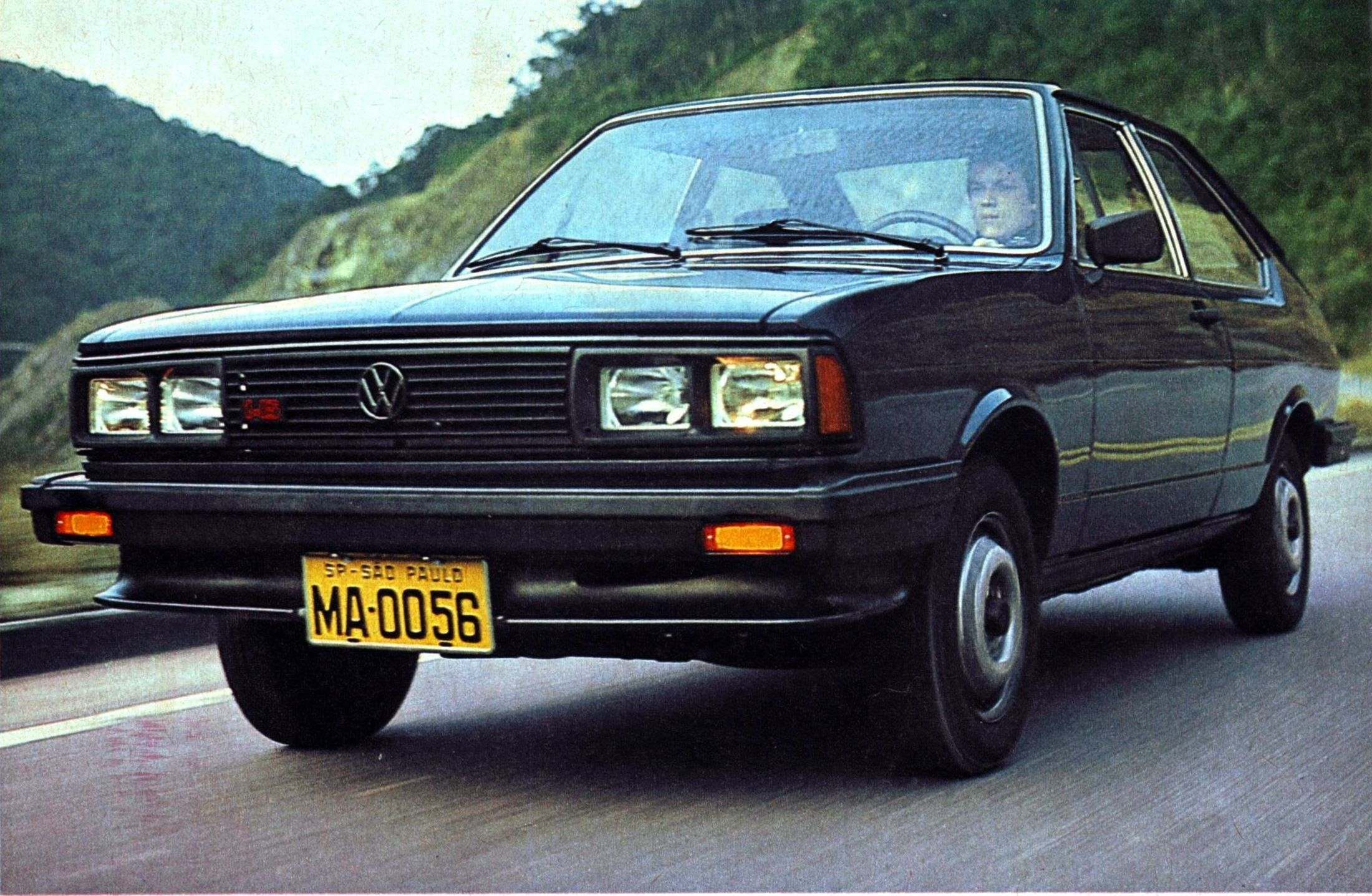 Vw Passat Special Brasil Brazilian Classic Cars