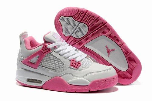 Jordan 4 women shoes 018