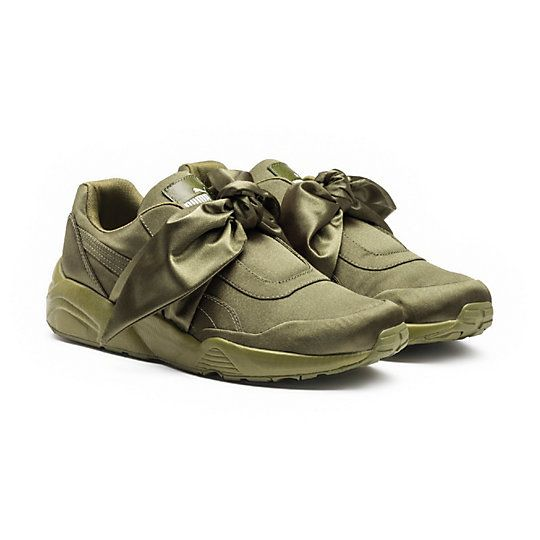 Bow sneakers, Puma bow sneakers