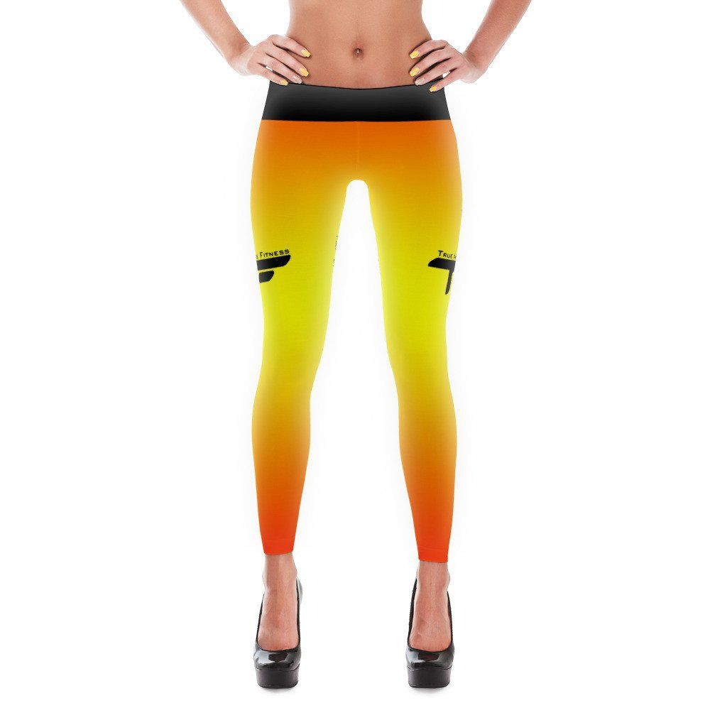 quot sunset strip quot spandex leggings leggings