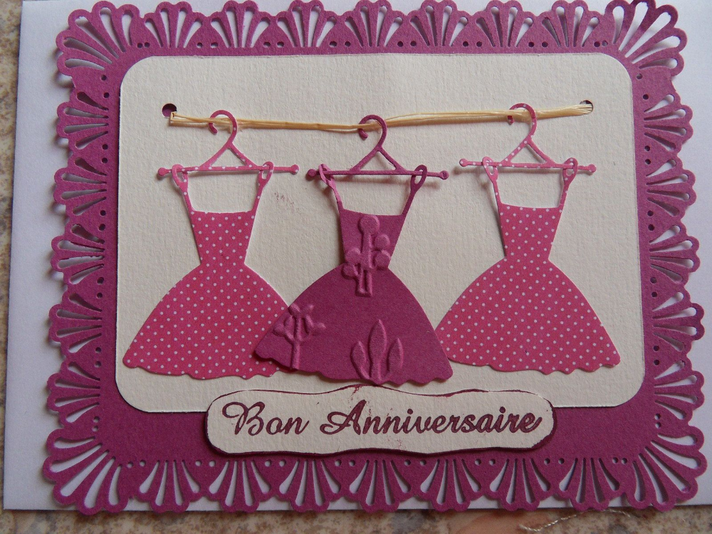 carte anniversaire : carte virtuelle invitation anniversa - Carte Anniversaire Imprimier - Carte ...