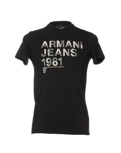 63d5c756 ARMANI JEANS T-shirt - T-Shirts and Tops | Emporio armani | Armani ...