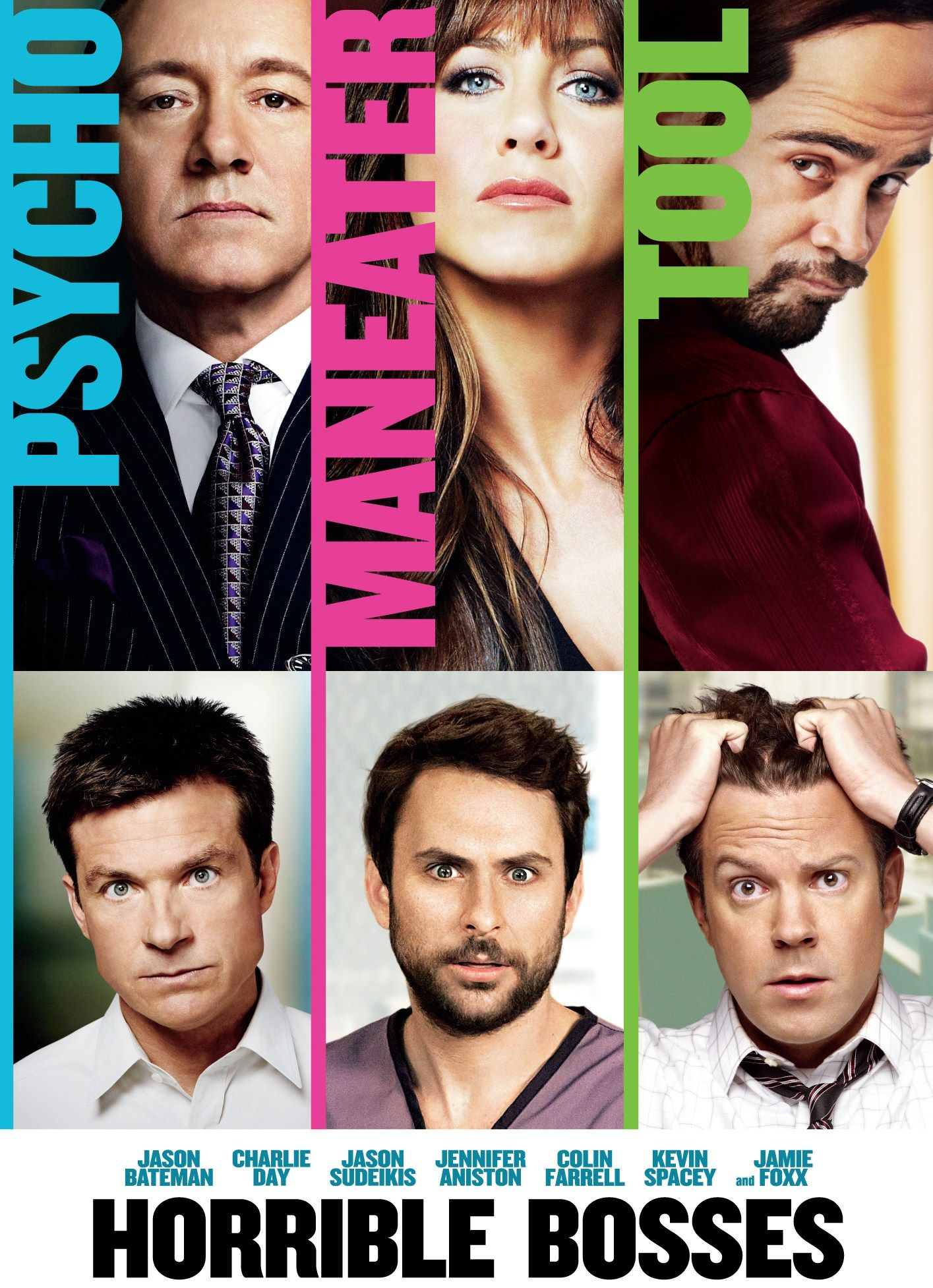 horrible bosses (seth gordon, 2011) Horrible bosses