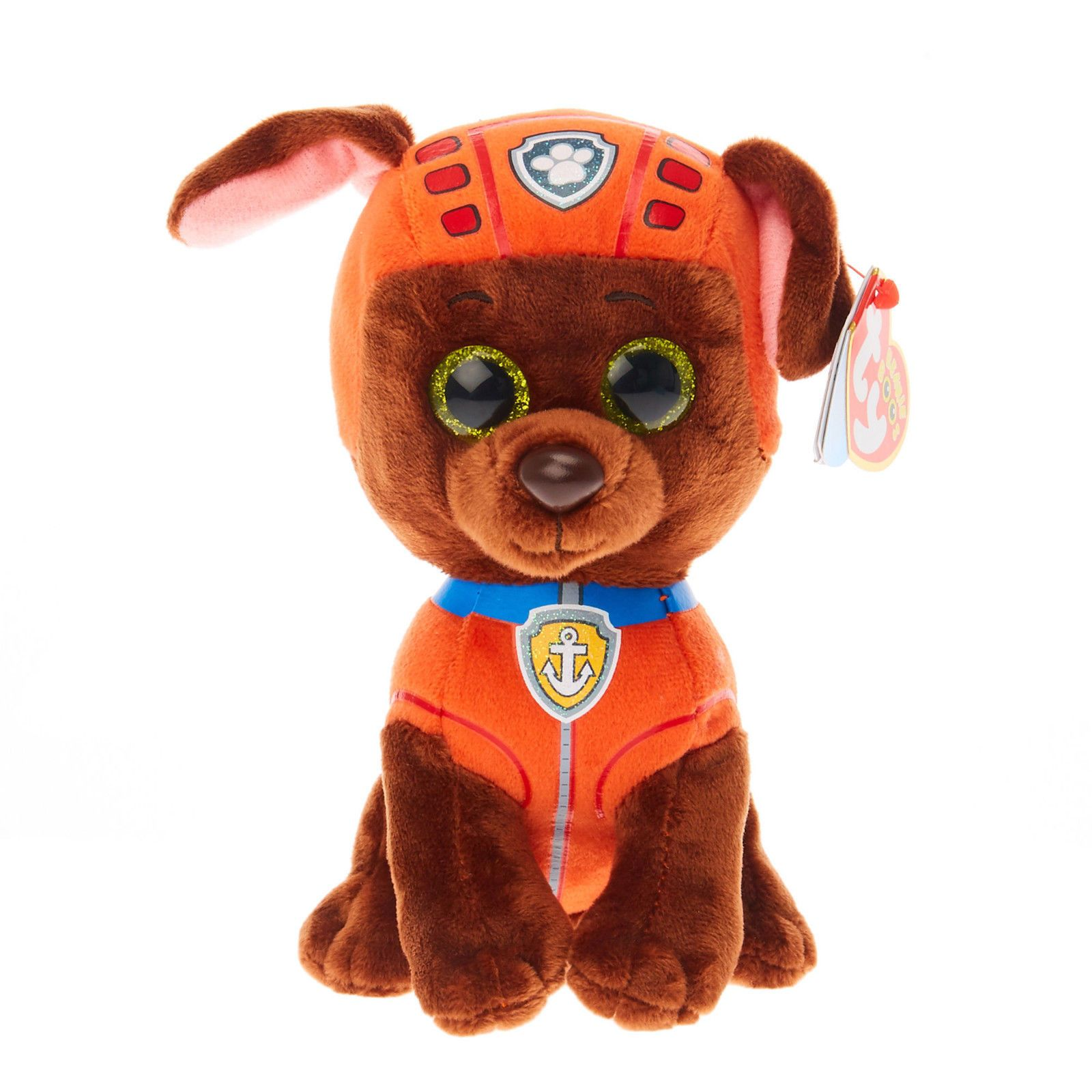 "TY Beanie Boos 6/"" Paw Patrol EVEREST Husky Dog Plush Stuffed Animal MWMT/'s Tags"