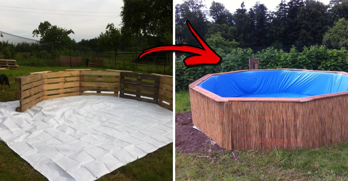 The Cheapest Way to Build a Swimming Pool in Your Backyard ...