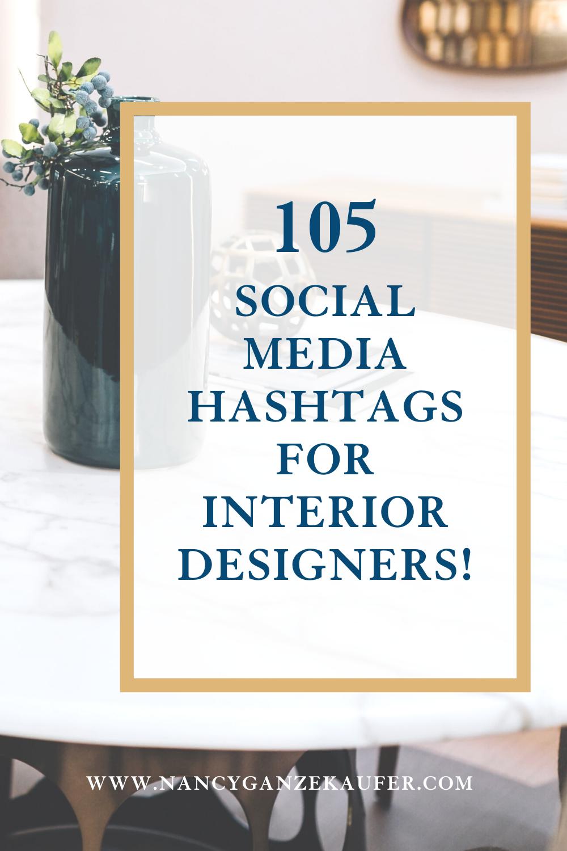 The Best Interior Design Hashtags Interior Design Hashtags