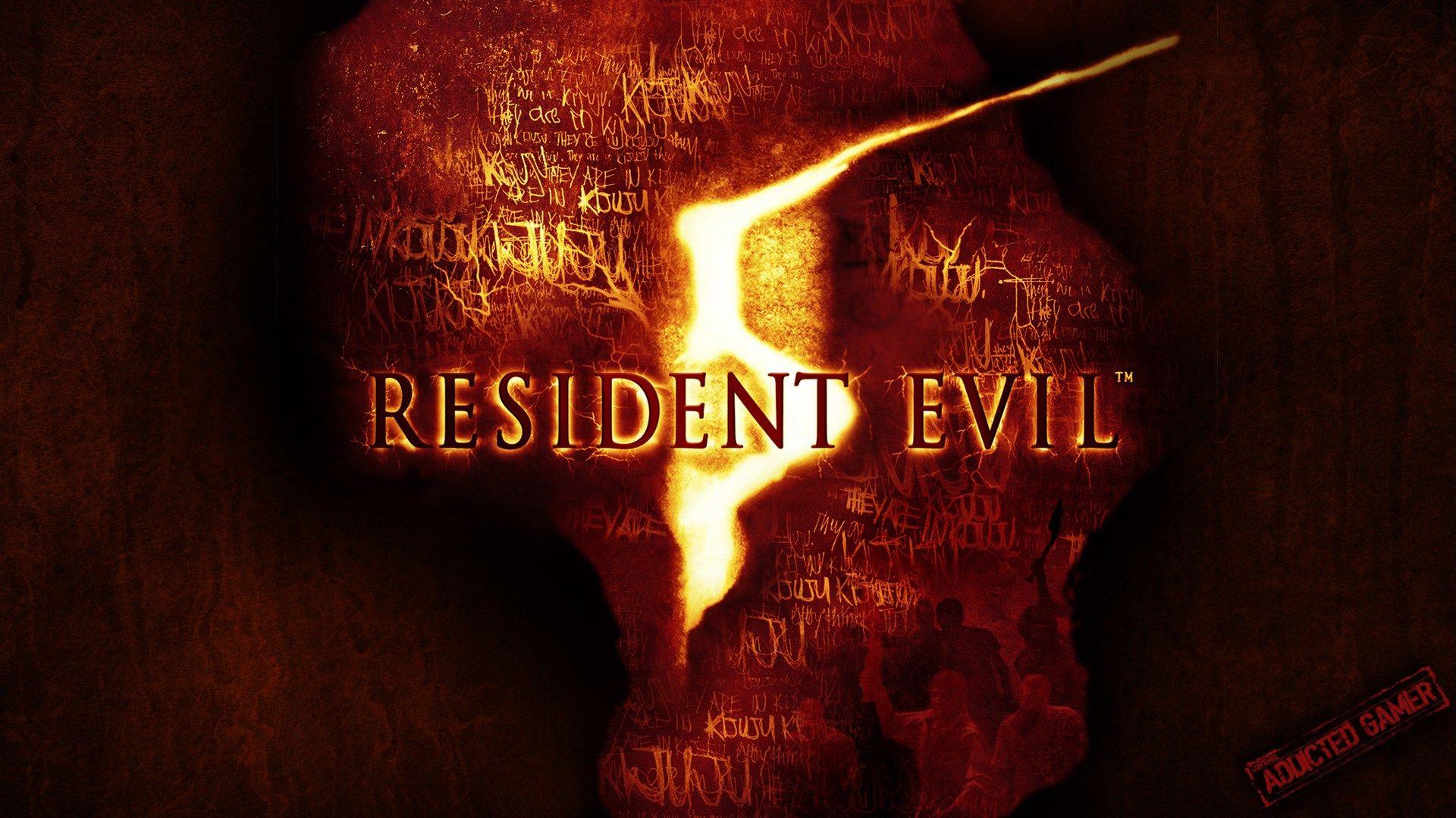 1920x1080 Resident Evil 5 game wallpaper