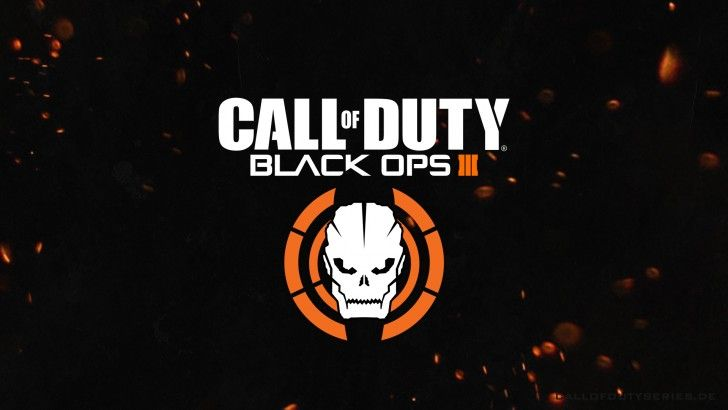 Download Call Of Duty Black Ops 3 Logo Hd Wallpaper 1920x1080