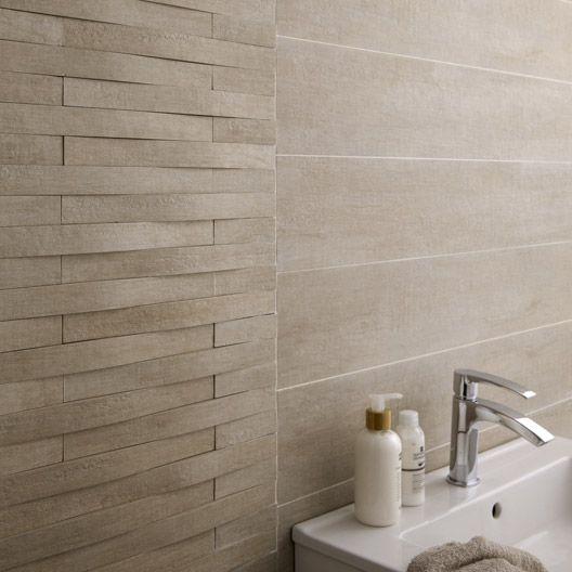 Mosaïque Taiga Mandorlo, beige Salle de bain Pinterest Beige
