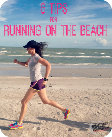 Headed to the coast for a vacation? Want to get in a few miles? Here are six tips to keep you comfortable and safe when running on the beach.
