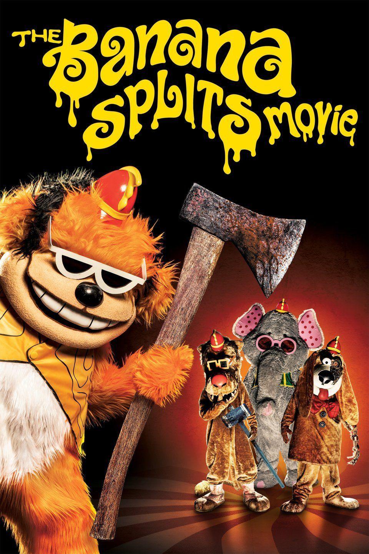 The Banana Splits Movie Split movie, Banana splits tv