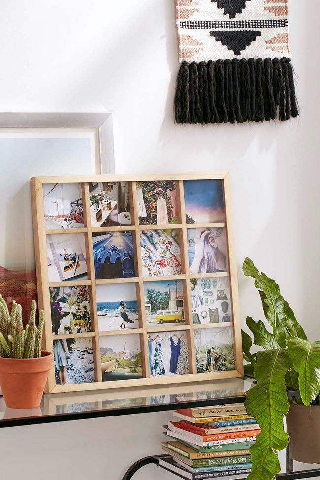 Как развесить фото в интерьере | Фотографии красивых ...