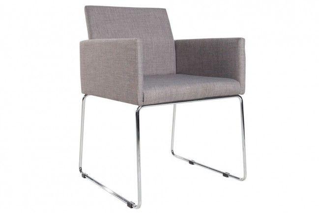 eleganter design stuhl livorno strukturstoff grau k che esszimmer st hle grauer stuhl und. Black Bedroom Furniture Sets. Home Design Ideas