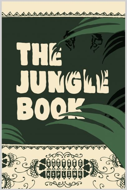 Recovering The Jungle Book, illustrated by Jeff Walters.