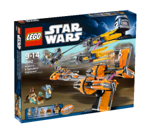 LEGO® Star Wars™ Young Anakin Skywalker from set 7877