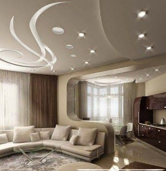 Ceiling Design For Living Room Simple 30 Latest False Ceiling Design For Rectangular Living Room Decorating Design