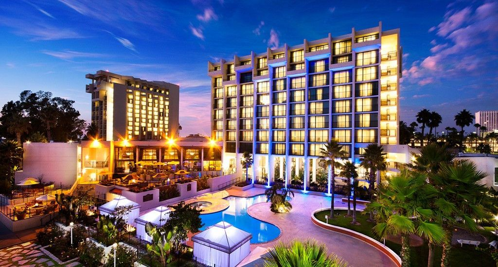 Hotels In Newport Beach Marriott Hotel Spa