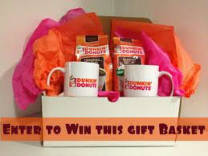 Pin by alicia griego on gift ideas coffee gifts dunkin