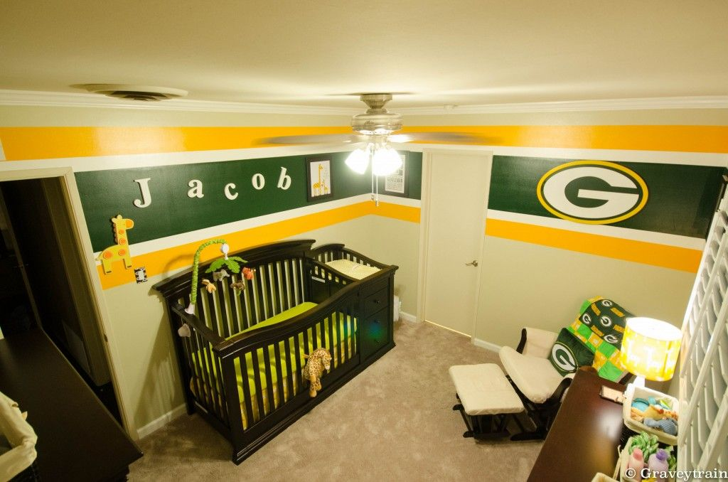 Jacob S Green Bay Packers Nursery Baby Boy Room Nursery Baby