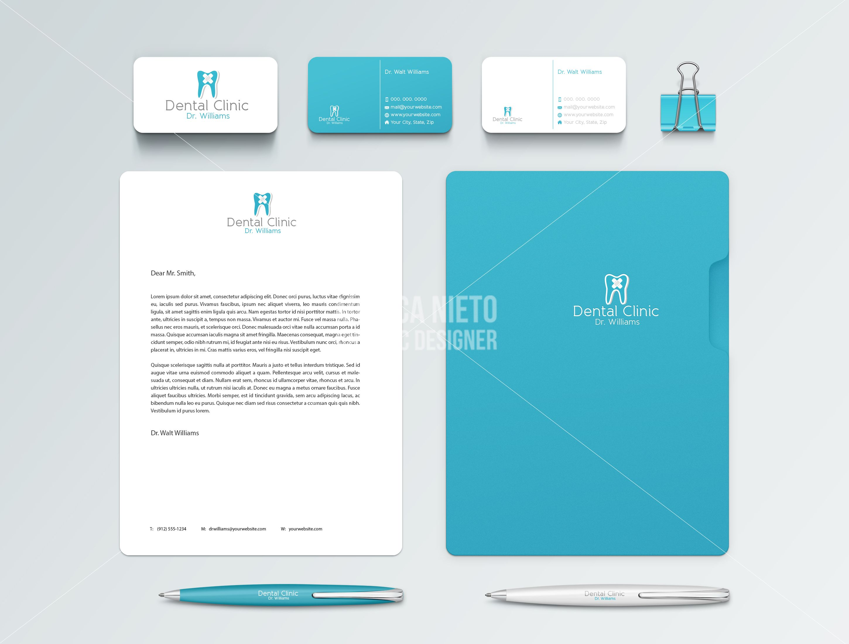 Stationary Design | Business Cards and Stationary | Pinterest ...