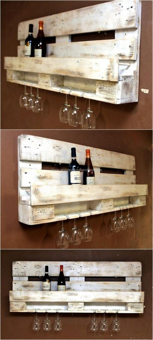 There are many ideas for which the wood pallets can be resty…
