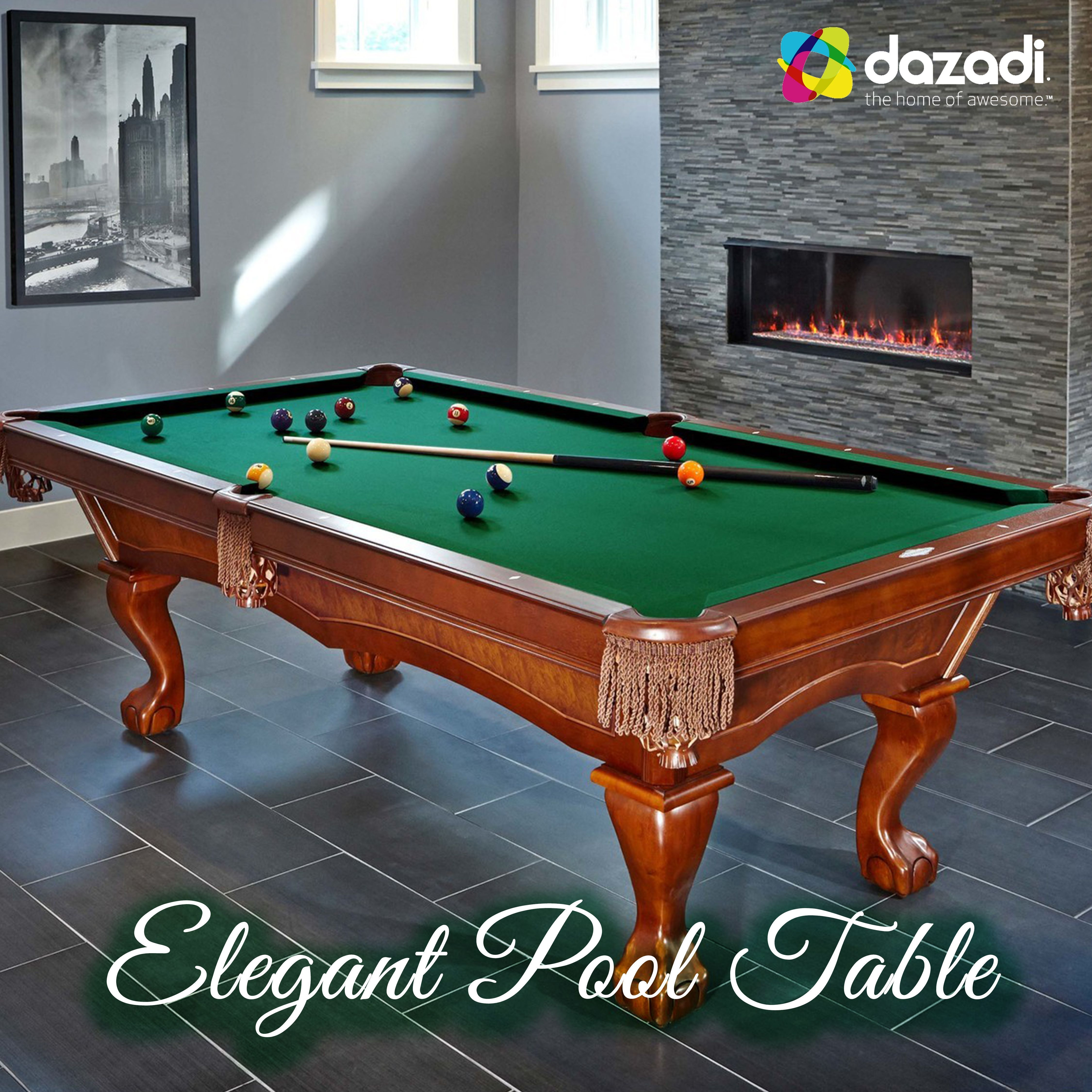 Invite your friends over to an exciting game of pool with