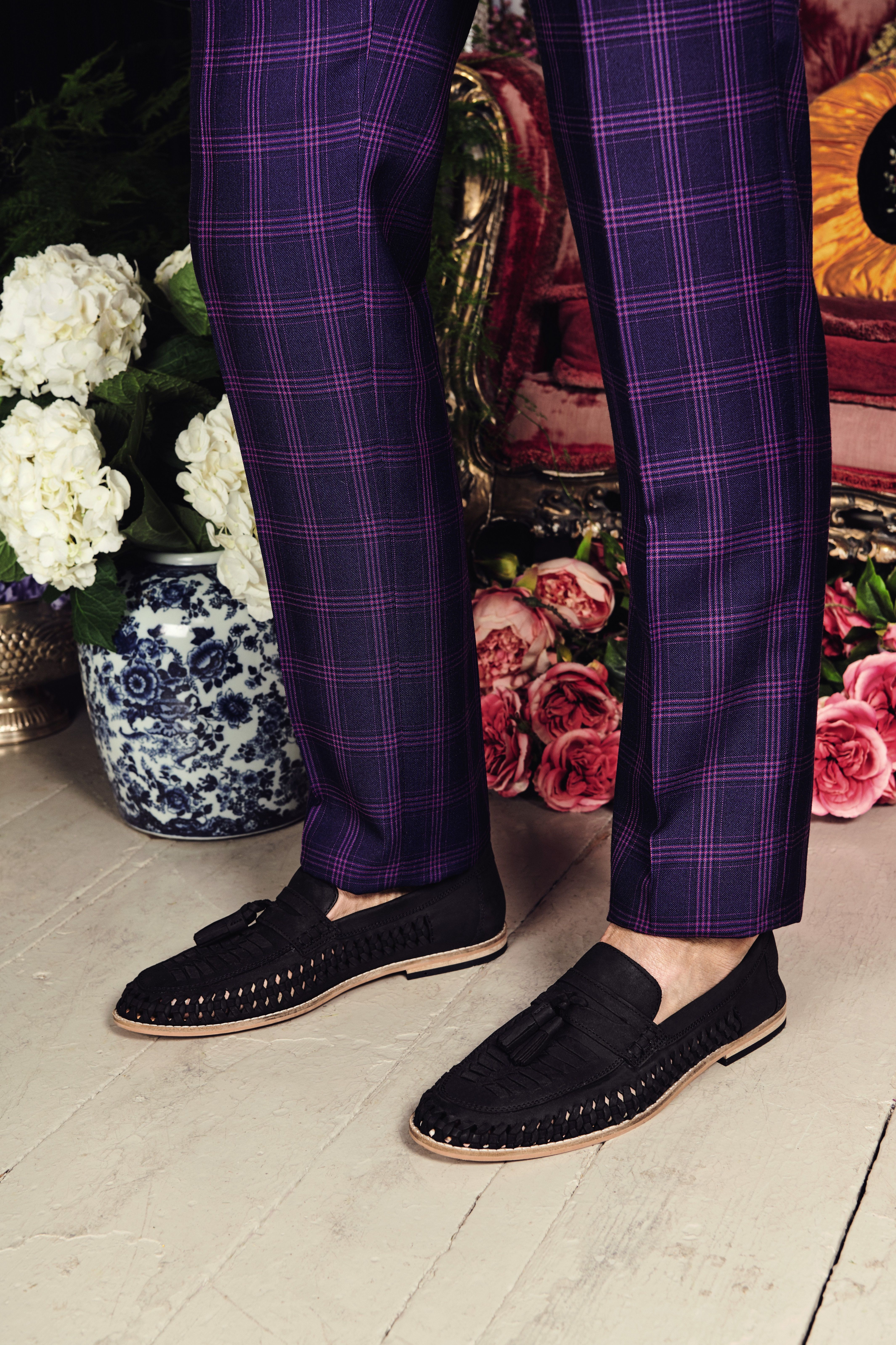 A great pair of loafers should be your summer event shoe