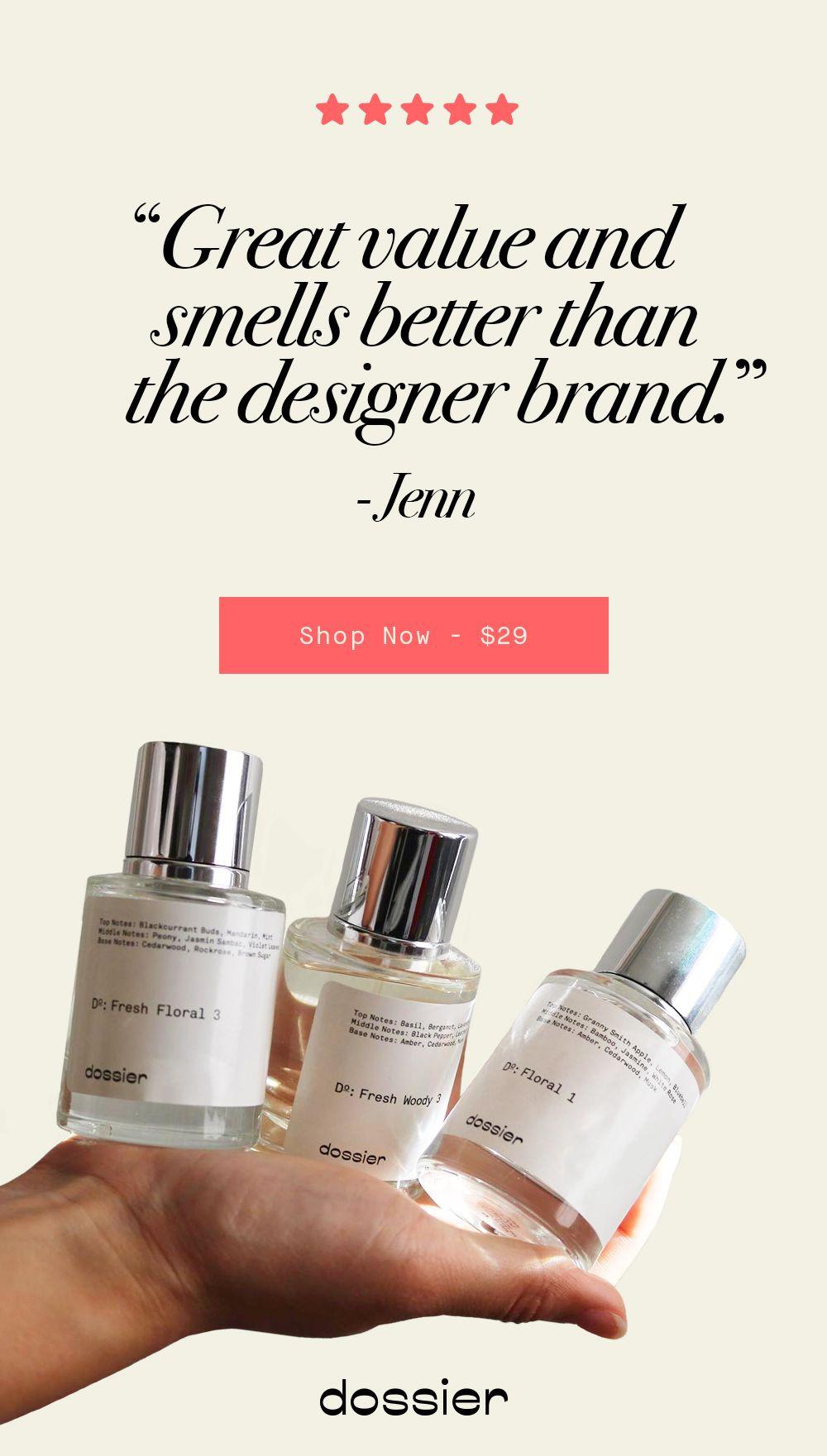 Dossier | Luxury scents, fair price