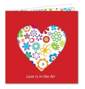 Love is in the Air, like magic, love softly touches our hearts. Share the love on an anniversary with this special cards, and make some's life a bit more magical