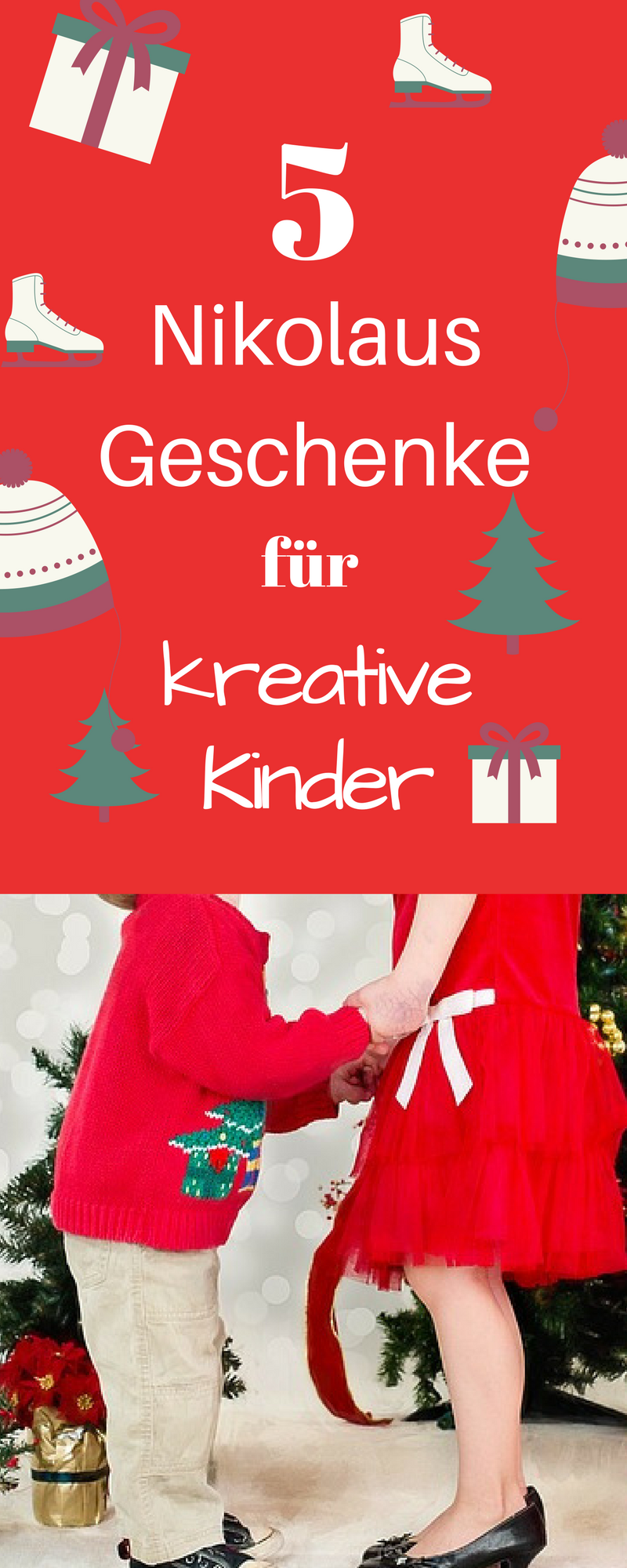 nikolaus geschenke f r kreative kinder zwischen 3 5 jahren nikolaus spr che bilder nikolaus. Black Bedroom Furniture Sets. Home Design Ideas