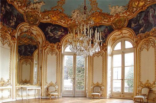 French Rococo At The Getty Classic Interior Design Luxury