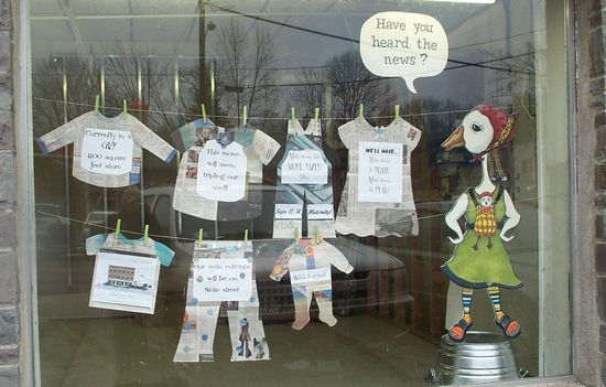 Signage for your consignment shop that doesn't cost an arm and a leg | Auntie Kate The Resale Expert
