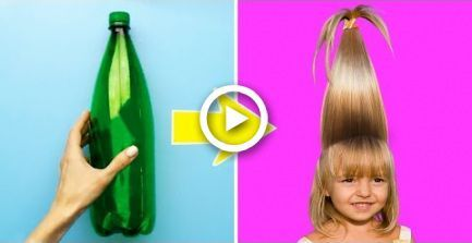20 COOLEST KIDS HAIRSTYLES TO MAKE IN A MINUTE - #coolest #hairstyles #minute - #new #crazyhairdayatschoolforgirlseasy