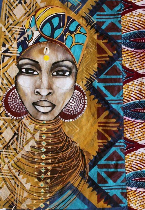 This Is Art Because It Expresses Culture Sincerely Tx African