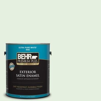 Behr Premium Plus Paint Hacienda Blue Semi Gloss Enamel Exterior 534001 Online Now Compare And Find Lowest Price Get Revie