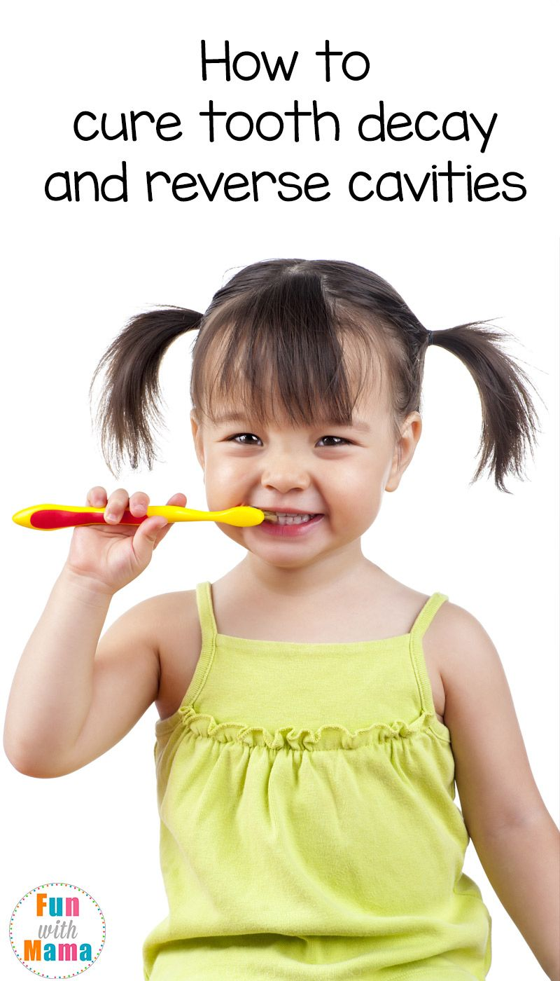 How to Remineralize and Strengthen Kids Teeth  Healthy Kids