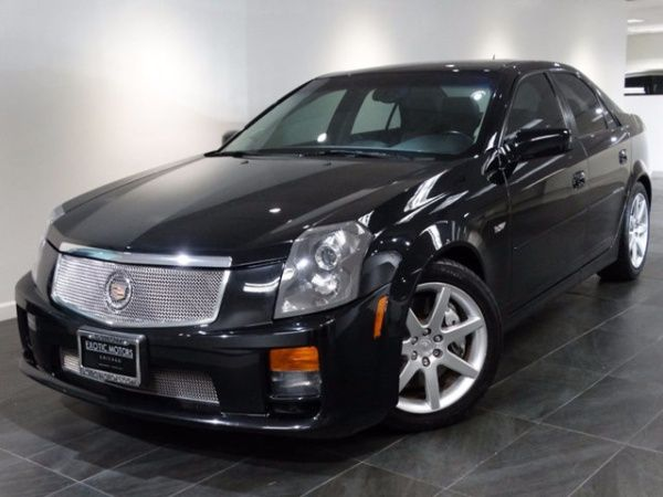 Used 2005 Cadillac Cts V For Sale In Rolling Meadows Il Truecar
