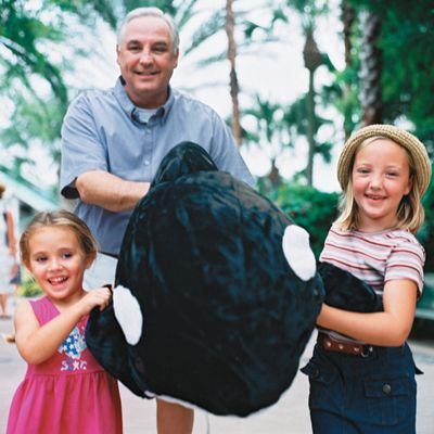 Fun things for kids to do at SeaWorld San Diego!