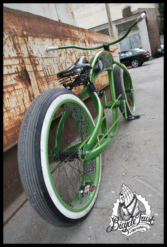 Pin auf Fatbike Fahrrad