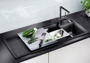 Küchenspülbecken Blanco ~ Silgranit spüle blanco axia cuisine sinks and house